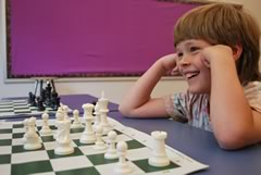 Richmond summer camps MATCH Chess camp