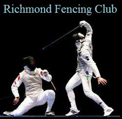Richmond summer camps Fencing Club